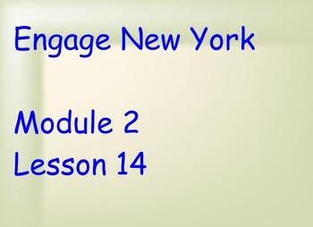 ENY Module 2 Lesson 14