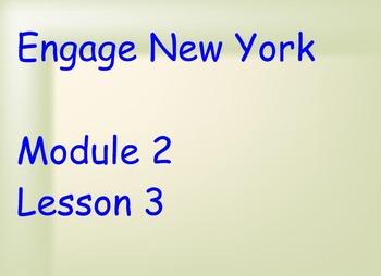 ENY Module 2 Lesson 3
