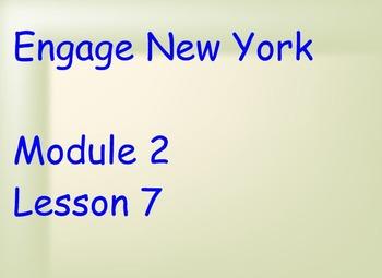 ENY Module 2 Lesson 7