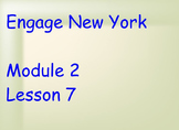 ENY Module 2 Lesson 7