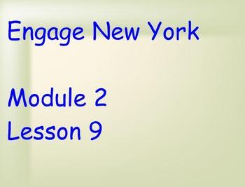 ENY Module 2 Lesson 9