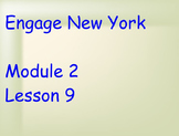ENY Module 2 Lesson 9