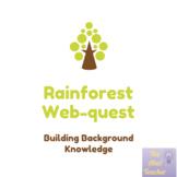 ENY Rainforest Webquest