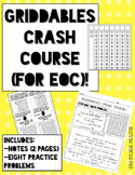 EOC Griddable Practice Algebra I, Algebra II, Biology