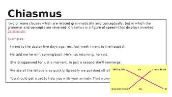 EOC Literary Terms #3