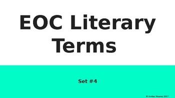 EOC Literary Terms #4