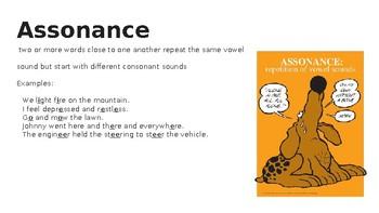 EOC Literary Terms Set #2