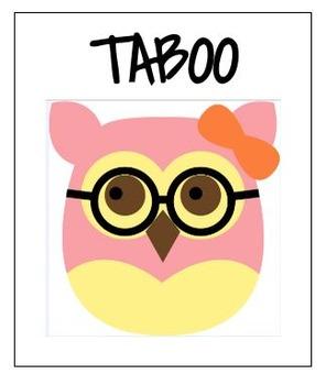EOC Practice English II GAME - Literary Terms TABOO!