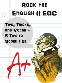 EOC Practice English II - Everything you need to know to rock the EOC!