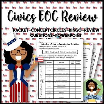 EOC Civics Review Packet