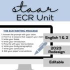 STAAR/ EOC: Expository Essay Unit