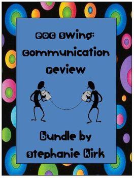 EOC Swing: Communication Review