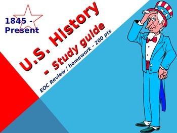 EOC - US History Final