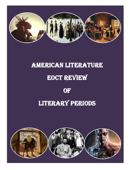 EOCT Review of American Literature's Literary Periods
