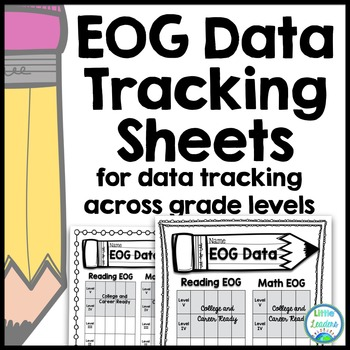 EOG Data Tracking Sheets