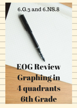 6th Grade Math EOG Graphing Review