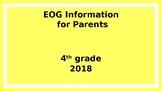 EOG Parent Night Powerpoint