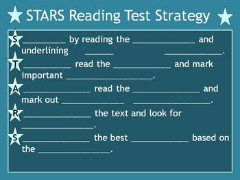 EOG Reading Test Prep Bundle REVISED for Common Core