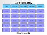 EOG Review- 4.G Geometry Standards Common Core