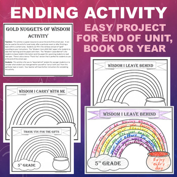EOY BUNDLE All Grades End of Year, Topic, Book - Higher Order Thinking
