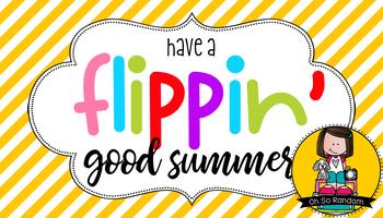 EOY Gift Tag | Flippin'
