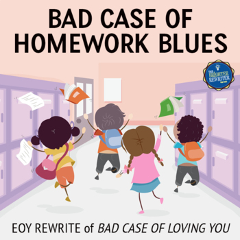 End of the Year Song Lyrics for Bad Case of Loving You