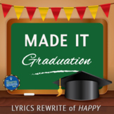 End of the Year Graduation Song Lyrics for Happy