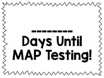 EOY MAP Testing Motivation Resources