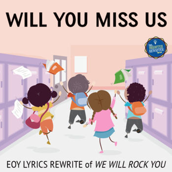 End of the Year Song Lyrics for We Will Rock You
