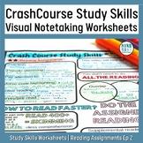 CrashCourse Study Skills Reading Assignments (episode 2)