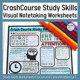 CrashCourse Study Skills Focus and Concentration (episode 5)