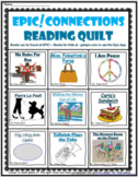 EPIC! Connections Reading Strategy Quilt With Graphic Organizers