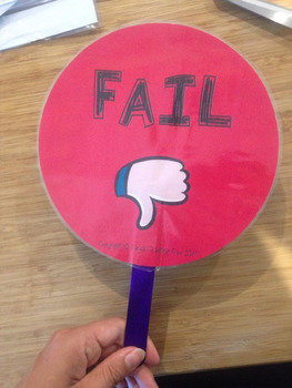EPIC FAIL Paddles