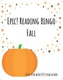 EPIC! Listen to Reading BINGO! Fall Themed