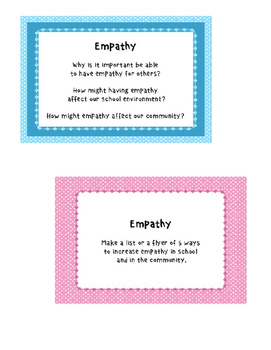 EQ is the new IQ, Understanding Emotions, Task Cards for Teens