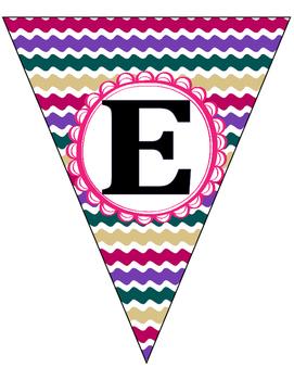 EQAO Classroom Banner