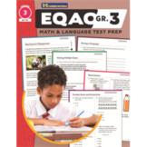 EQAO Grade 3 Math & Language Test Prep Bundle!