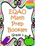 EQAO Grade 3 Math Prep Booklet