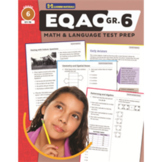 EQAO Grade 6 Math & Language Test Prep Bundle!