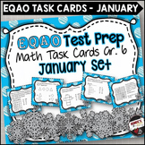 EQAO Math Task Cards - Grade 6 - January Set