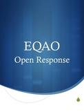 EQAO Open Response Practice