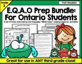 EQAO Prep Activities Grade Three: Reading exercises perfec