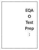 EQAO Prep: March Break Writing Template