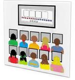Equal Groups (CCSS.Math.Content 3.OA.A.3) Computer Lab Mat