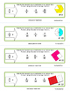EQUIVALENT FRACTIONS | TASK CARDS | GAME | Charts | REVIEW