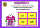 EQUIVALENT FRACTIONS • Grades 4–6 • BOOM CARDS