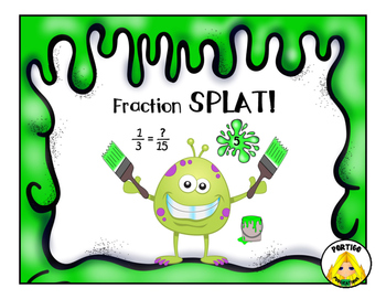 EQUIVALENT FRACTIONS Math Stations