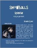 ER IR Preterit Snowballs SPANISH