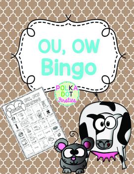 OU, OW BINGO