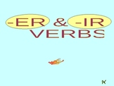ER & IR Verbs in Spanish